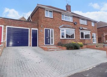 Thumbnail 3 bed property for sale in Wheeler Avenue, Swindon, Wiltshire