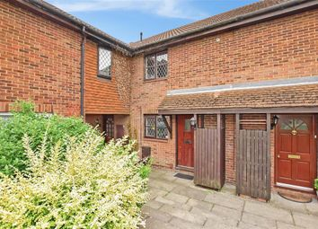 Thumbnail 2 bedroom terraced house for sale in Harvel Avenue, Strood, Rochester, Kent
