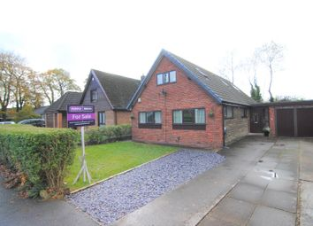 Thumbnail 4 bed detached bungalow for sale in Pear Tree Road, Chorley