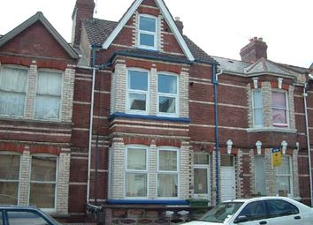 Thumbnail 1 bedroom flat to rent in Monks Road, Mount Pleasant, Exeter