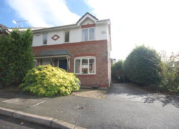 Thumbnail 2 bed semi-detached house to rent in Beaumont Close, Saltney, Chester