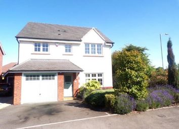 Thumbnail 4 bedroom detached house for sale in Trilby Road, Atherstone, Warwickshire, .