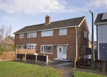 Thumbnail 3 bed semi-detached house for sale in Big Meadow Road, Upton, Wirral