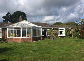 Thumbnail 4 bed bungalow to rent in Lymefields, Milford On Sea, Lymington