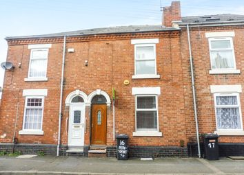 Thumbnail 3 bedroom terraced house for sale in Provident Street, Derby
