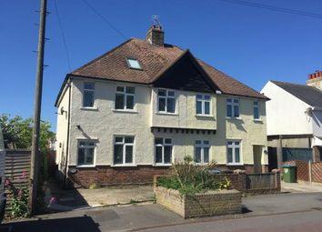 Thumbnail 4 bed semi-detached house for sale in Gravits Lane, Bognor Regis