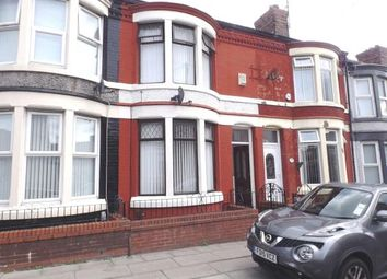 Thumbnail 3 bedroom terraced house for sale in Wellbrow Road, Walton, Liverpool, Merseyside