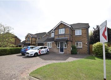 Thumbnail 4 bed detached house to rent in Redgrove Park, Cheltenham, Gloucestershire
