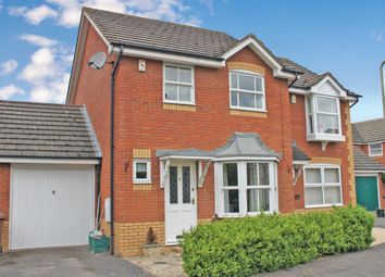 Thumbnail 3 bed semi-detached house for sale in Plym Drive, Didcot