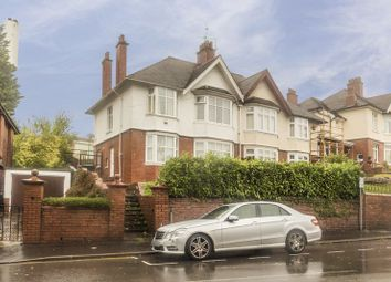 Thumbnail 4 bed semi-detached house for sale in Friars Road, Newport