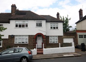 Thumbnail 4 bedroom property to rent in Glennie Road, London