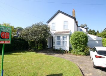 Thumbnail 4 bedroom detached house for sale in Staines Road, Staines-Upon-Thames, Surrey