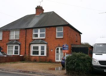 Thumbnail 3 bed semi-detached house to rent in Hambridge Road, Newbury
