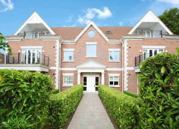 Thumbnail 3 bed flat for sale in Cross Road, Sunningdale, Ascot