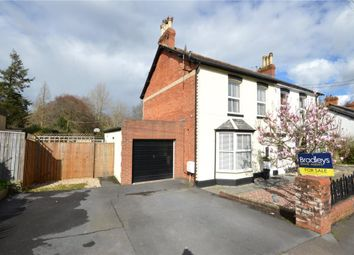Thumbnail 3 bed semi-detached house for sale in Pottery Road, Bovey Tracey, Newton Abbot, Devon