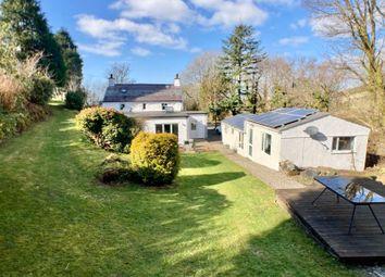 Thumbnail 4 bed detached house for sale in Upper Llandwrog, Near Carmel, Caernarfon, Gwynedd.