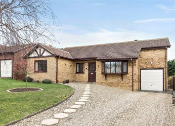 Thumbnail 3 bed bungalow for sale in Orchard Close, Gonerby Hill Foot