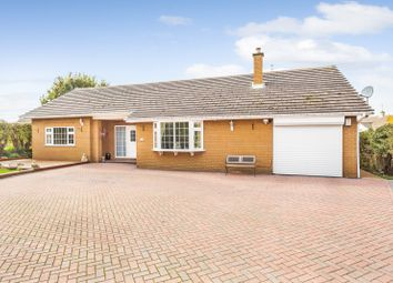 Thumbnail 2 bed detached bungalow for sale in Fox Lane, Thorpe Willoughby, Selby