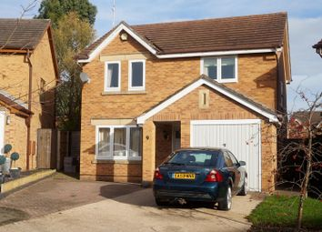 Thumbnail 3 bedroom detached house to rent in Gisburn Grove, Forest Town, Mansfield