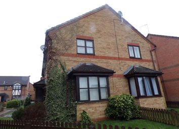 Thumbnail 2 bed end terrace house for sale in Poppyfields, Bedford, Bedfordshire