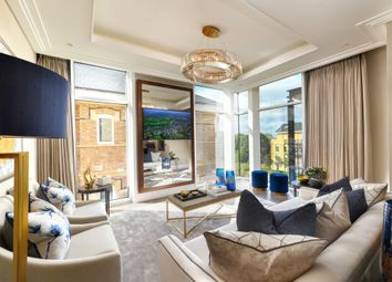 Thumbnail 3 bed flat for sale in Wimbledon Hill Park, London