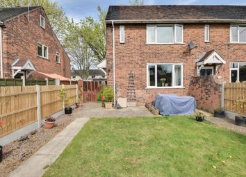 Thumbnail 2 bed end terrace house for sale in Dorts Crescent, Church Fenton, Tadcaster