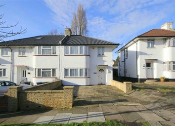 Thumbnail 3 bed semi-detached house for sale in Arnos Grove, London