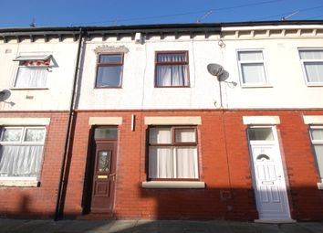 Thumbnail Terraced house for sale in St. Anthonys Place, Blackpool