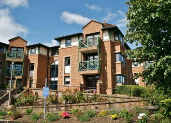 Thumbnail 2 bed flat for sale in 3/24 North Werber Park, Fettes, Edinburgh