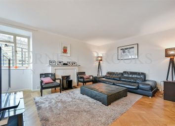 Thumbnail 3 bed flat to rent in Cottesmore Court, Stanford Road, Kensington