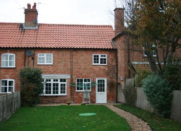 Thumbnail 3 bed terraced house to rent in Mill Lane, Rockley, Retford