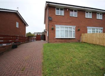 Thumbnail 3 bedroom semi-detached house to rent in Amison Street, Meir Hay, Stoke-On-Trent