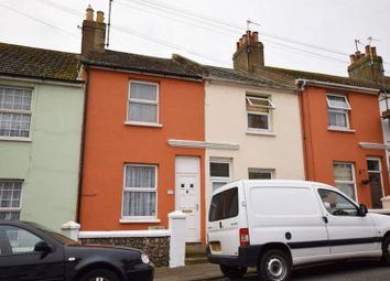 Thumbnail 2 bed terraced house for sale in Lawes Avenue, Newhaven