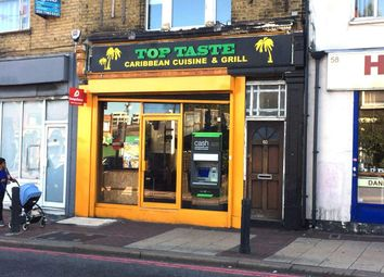 Thumbnail Restaurant/cafe for sale in Fairfield Street, London
