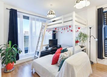 Thumbnail 1 bed flat for sale in Fawe Street, London