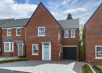 Thumbnail 4 bed detached house for sale in Henman House 5, Nuevo Court, Newbridge Crescent, Wolverhampton