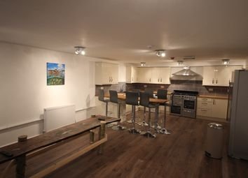 Thumbnail 8 bed flat to rent in Clinton Terrace, Derby Road, Nottingham
