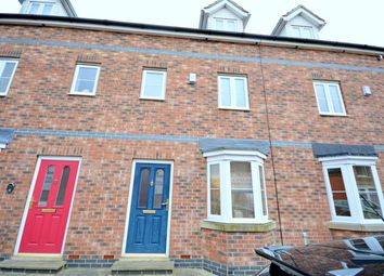 Thumbnail 4 bed terraced house for sale in Percy Street, Bishop Auckland