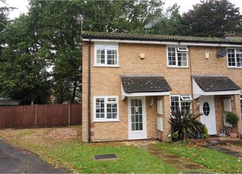 Thumbnail 2 bed end terrace house for sale in Severn Close, Sandhurst