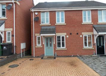 Thumbnail 2 bed property to rent in Lapwing Close, Kilburn, Belper, Derbyshire
