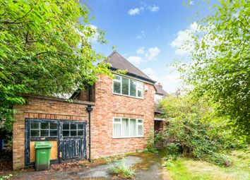 Thumbnail 3 bed detached house for sale in Hill Cliffe Road, Warrington