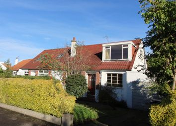 Thumbnail 3 bed detached house for sale in Silverknowes Hill, Edinburgh
