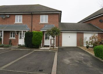 Thumbnail 2 bed end terrace house for sale in Ordnance Way, Marchwood, Southampton