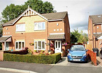 Thumbnail 2 bed semi-detached house for sale in Flying Fields Drive, Macclesfield