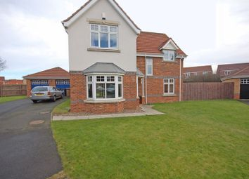 Thumbnail 4 bed detached house for sale in Bede Close, Holystone, Newcastle Upon Tyne