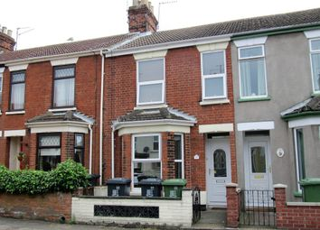 Thumbnail 2 bedroom terraced house for sale in Avenue Road, Gorleston, Great Yarmouth