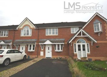 Thumbnail 2 bed mews house to rent in Thornton Close, Winsford