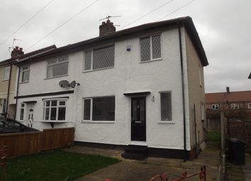 Thumbnail 3 bed semi-detached house for sale in Brook Road, Great Sutton, Ellesmere Port