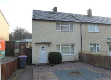 Thumbnail 2 bed terraced house for sale in Manor Road, Dawley, Telford