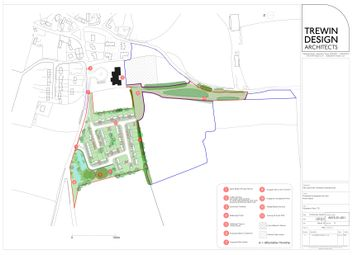 Thumbnail Land for sale in Site For Up To 45 Dwellings, Fore Street, North Molton